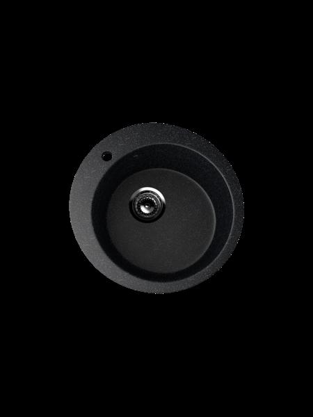 Мойка EcoStone d 495 (ES-13) черный