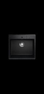 Мойка EcoStone 550Х490 (ES-15) черный
