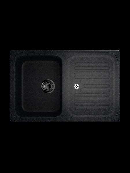 Мойка EcoStone 760x500 (ES-27) черный