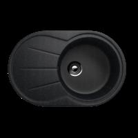 Мойка EcoStone 750Х480 (ES-31) черный