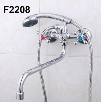 F2208 Смеситель для ванны FRAP