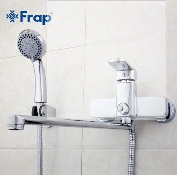 F2273 Смеситель для ванны FRAP
