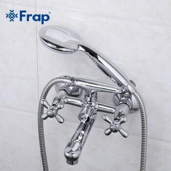 F3025 Смеситель для ванны FRAP