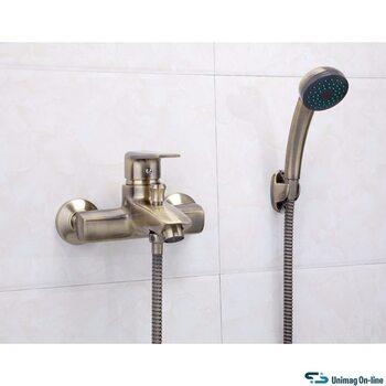 F3030-4 Смеситель для ванны, бронза FRAP