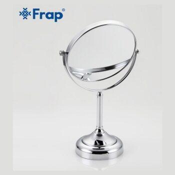 F6206 косметическое зеркало с увеличением. настольное FRAP