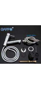 G1209 Смеситель для кухни - выдвижной излив GAPPO