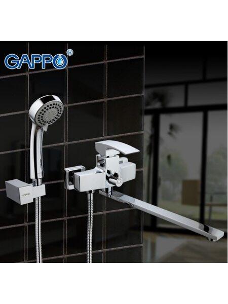 G2207 Смеситель для ванны GAPPO