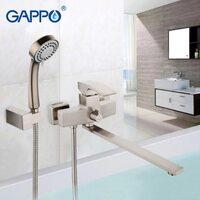 G2207-5 Смеситель для ванны сатин GAPPO