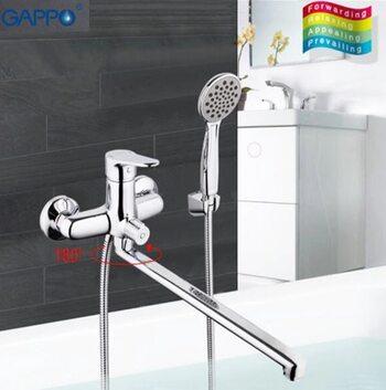 G2236 Смеситель для ванны GAPPO