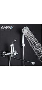 G2238 Смеситель для ванны GAPPO