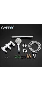 G2241 Смеситель для ванны GAPPO