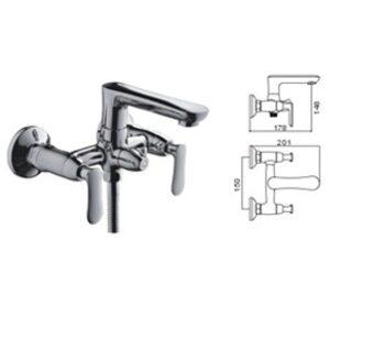 G3012 Смеситель для ванны GAPPO
