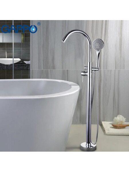 G3098 Смеситель для ванны, напольный GAPPO