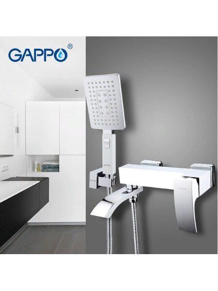 G3207-8 Смеситель для ванны GAPPO