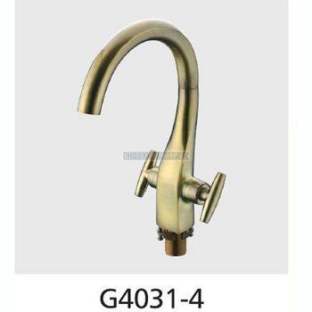 G4031-4 Смеситель для кухни, бронза GAPPO