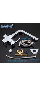 G4307 Смеситель для кухни с фильтром д/питьевой воды GAPPO