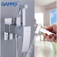 G7207-1  Гигиенический душ встроенный GAPPO