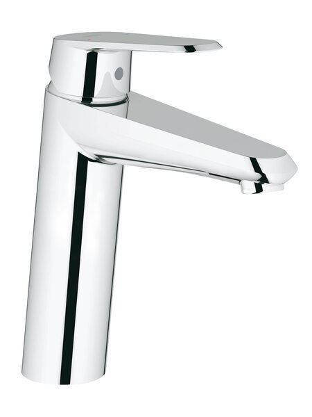 Смеситель для раковины GROHE Eurodisc Cosmopolitan со средним изливом, с ограничением расхода воды, хром (23449002)