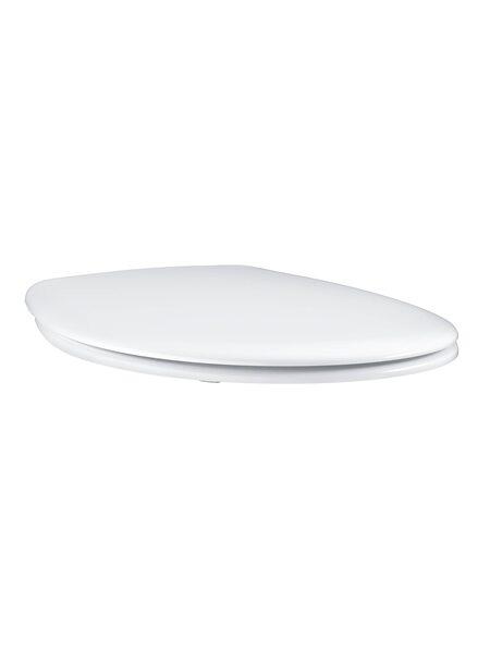 Сиденье для унитаза GROHE Bau Ceramic (с микролифтом), альпин-белый (39493000)