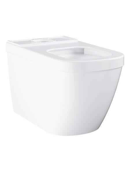 Напольный безободковый унитаз GROHE Euro Ceramic (без бачка и сиденья), альпин-белый (39338000)