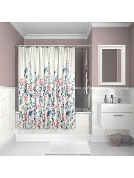 Штора для ванной комнаты Decor Iddis D11P218i11