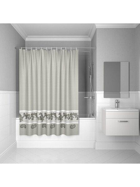Штора для ванной комнаты Basic Iddis B51P218i11