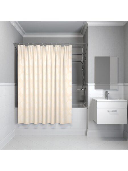 Штора для ванной комнаты Basic Iddis B57P118i11
