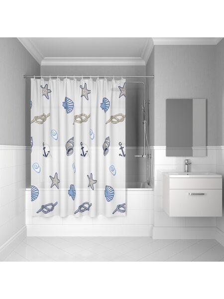 Штора для ванной комнаты Promo Iddis P24PV11i11