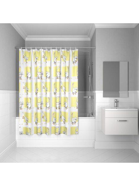Штора для ванной комнаты Promo Iddis P26PV11i11