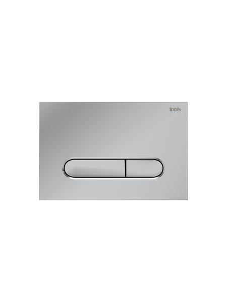 Клавиша смыва, универсальная, хром Unifix Iddis UNI31CHi77