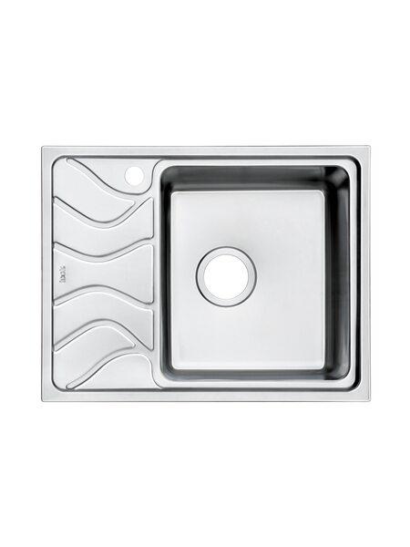 Мойка для кухни Reeva IDDIS REE61SRi77