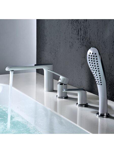 Смеситель для ванны на 4 отверстия Calipso IDDIS CALSB42i07