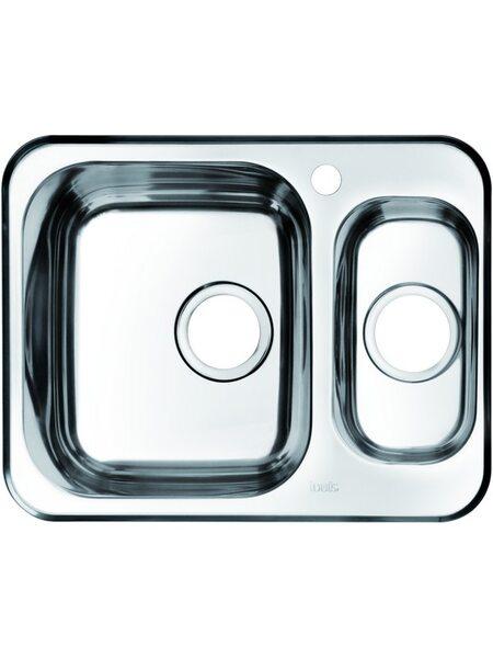 Мойка для кухни Strit IDDIS STR60SXi77