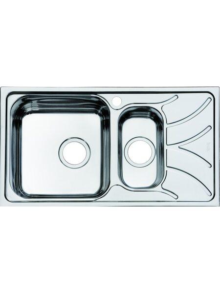 Мойка для кухни Arro IDDIS ARR78SXi77