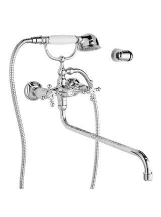 Смеситель для ванны с длинным изливом Sam IDDIS SAMSBL2i10