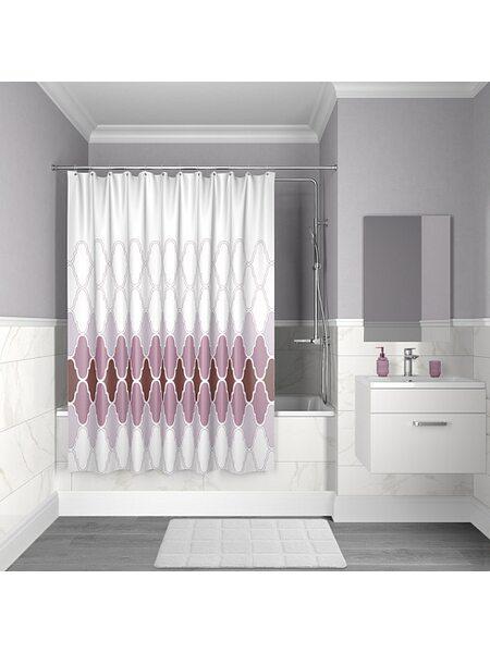 Штора для ванной комнаты Decor Iddis D06P218i11