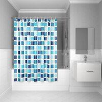 Штора для ванной комнаты, коллекция Basic B63P218i11