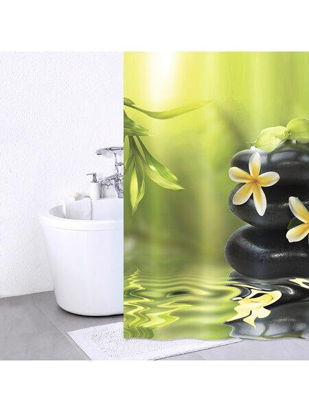 Штора для ванной комнаты Spa Therapy IDDIS 680P18Ri11