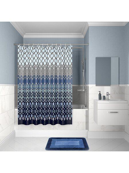 Штора для ванной комнаты Decor Iddis D07P218i11