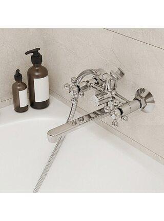 Смесители для ванны Duplex Milardo DUPSB02M02