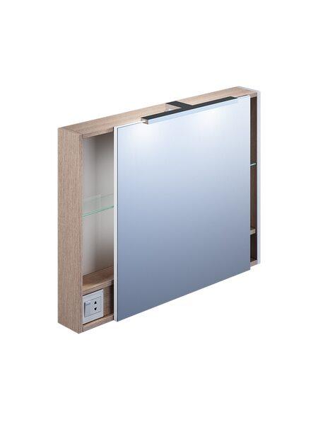Шкаф-зеркалo Mirro IDDIS MIR8000i99
