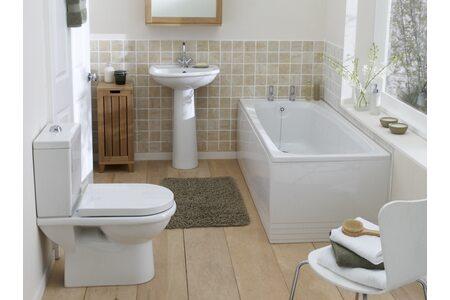 Как выбрать мебель в маленькую ванную