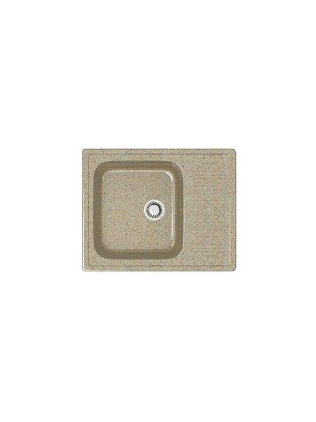Мойка глянцевая Marrbaxx Арлин Z15 песочный Q5 (635*490)