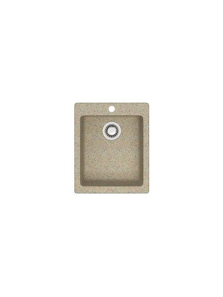 Мойка матовая Marrbaxx № 8 песочный Q5 (500*425)