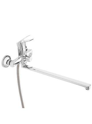 Смеситель для ванны с длинным изливом Nelson MILARDO NELSBLCM10