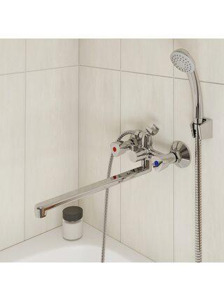 Смеситель для ванны с длинным изливом Tring Milardo TRISBL2M10