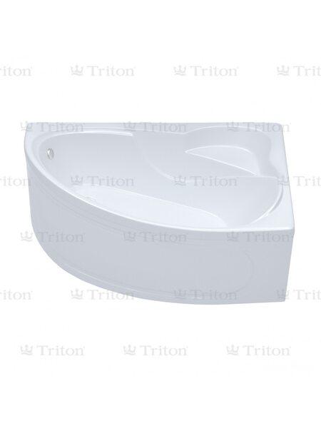 Ванна Triton Кайли левая 150x100 без комплектации