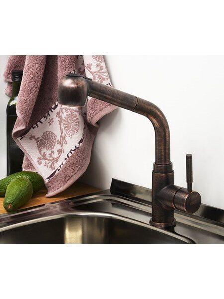 A8247 Смеситель для кухни с выдвижной лейкой WasserKRAFT