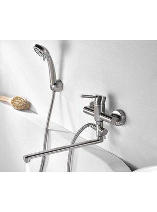 Wern 4202L Смеситель для ванны WasserKRAFT