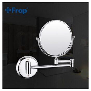 F6108 косметическое зеркало с увеличением настенное